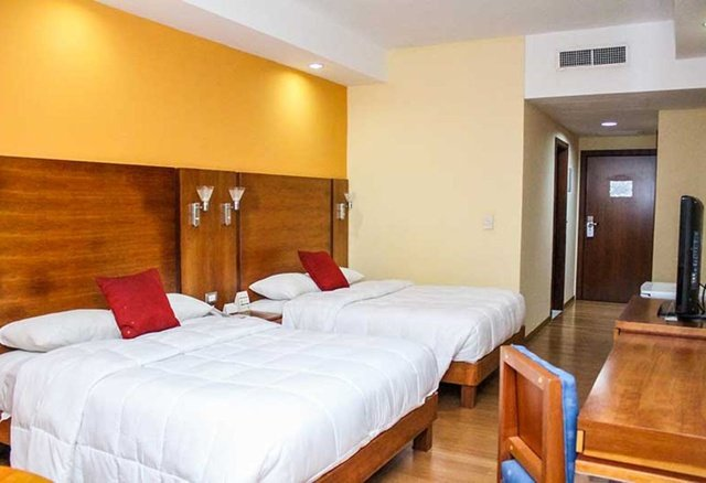 Junior suite hôtel city house puerta del sol porlamar isla margarita