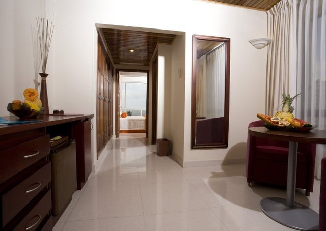 Junior suite hôtel caribe by faranda grand carthagène