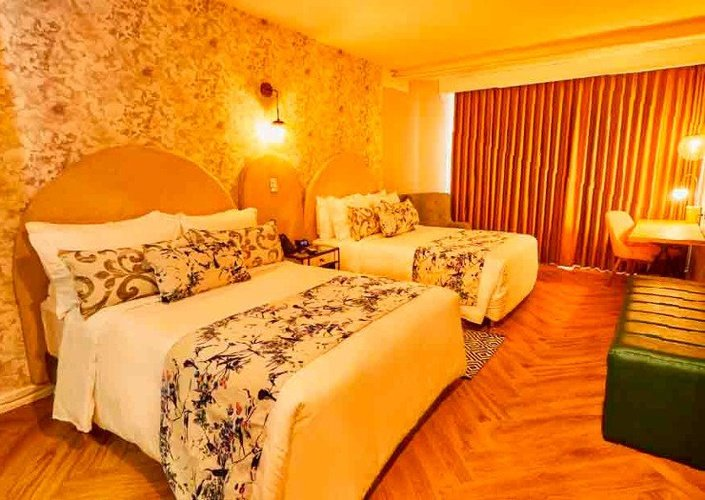 Chambre superiéure hôtel faranda collection cali