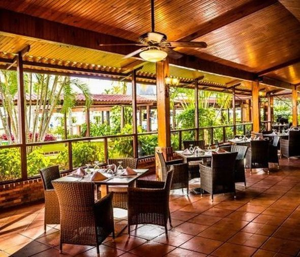 Restaurants hôtel el panama by faranda grand panamá