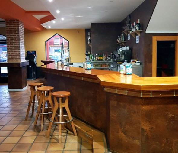 Bar hôtel city house las lomas oviedo