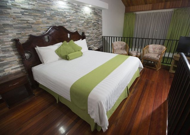 Junior suite hôtel bambito by faranda boutique chiriquí